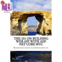 【中商海外直订】The 201 on Building Web API with ASP.NET Core MVC