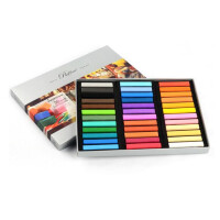 马可粉彩棒 粉画笔 软式色粉笔 粉画棒 蜡笔 12/36色 长支粉画笔 染发棒