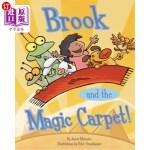 【中商海外直订】Brook and the Magic Carpet