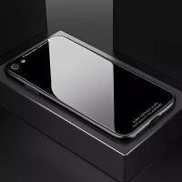 苹果6手机壳6splus玻璃防摔套iphone6变8全包软硅胶i6p潮男女款防摔社会人抖音同款外壳情