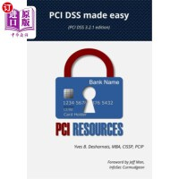 【中商海外直订】PCI DSS made easy: (PCI DSS 3.2.1 Edition)