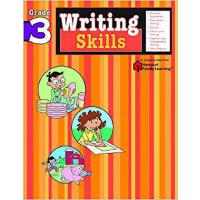 【现货】英文原版 写作技能:3年级 Writing Skills: Grade 3 (Flash Kids) 家庭学习