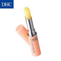 DHC橄榄护唇膏 1.5g 日本正品口红打底润唇膏保湿滋润无色防干裂
