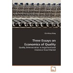 【预订】Three Essays on Economics of Quality