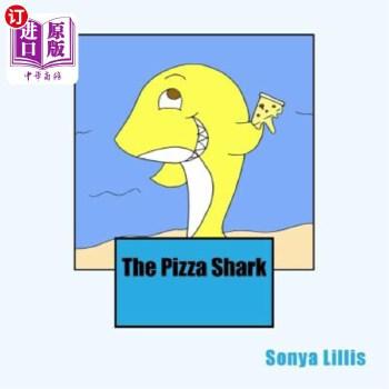 【中商海外直订】The Pizza Shark