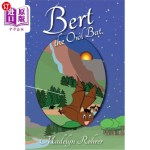 【中商海外直订】Bert the Owl Bat