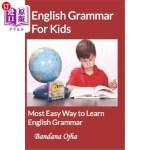 【中商海外直订】English Grammar for Kids: Most Easy Way to Learn En