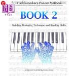 【中商海外直订】Treblemakers Piano Method: Book 2: Building Dexteri