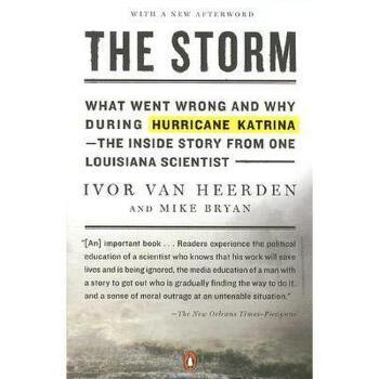 【预订】The Storm: What Went Wrong and Why During Hurricane Katrina--The Inside Story from One Louisiana 美国库房发货,通常付款后3-5周到货!