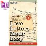 【中商海外直订】Love Letters Made Easy