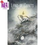 【中商海外直订】Land of Giants