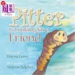 【中商海外直订】Pitter Is Looking for a Friend