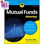 【中商海外直订】Mutual Funds for Dummies