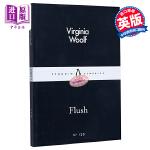 【中商原版】伍尔夫:阿弗小传 英文原版 Flush