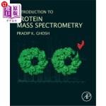 【中商海外直订】Introduction to Protein Mass Spectrometry