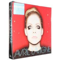 艾薇儿Avril Lavigne 同名专辑 中国巡演限量版2CD 官方周边毛巾