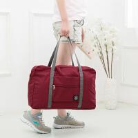 拉杆箱配套包 简易便携式旅行包可折叠超轻防水手提短途女可爱帆布袋