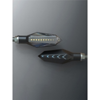 电动车警示灯LED车灯12V装饰灯150nk改装配件高亮250nk流水灯泡