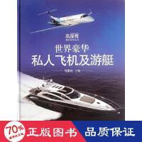 世界豪华私人飞机及游艇 安全科学 马家伦 编 新华正版