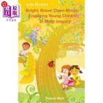 【中商海外直订】Bright, Brave, Open Minds: Engaging Young Children