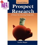 【中商海外直订】Prospect Research: A Primer for Growing Nonprofits