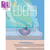 【中商原版】法国漫画家墨比斯/莫比乌斯图书馆:埃德娜的艺术 英文原版 Moebius Library: The Art