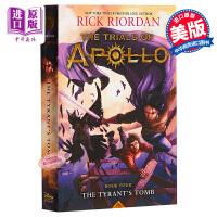 【中商原版】阿波罗的审判4 英文原版 The Trials of Apollo #4:The Tyrant's Tom