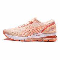 ASICS亚瑟士 缓冲跑步鞋女运动鞋GEL-NIMBUS 21 1012A156-701