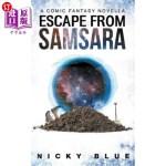 【中商海外直订】Escape From Samsara