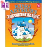 【中商海外直订】King Arthur's Academy: De*ive and Narrative Writing