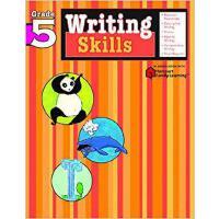 【现货】英文原版 写作技能:5年级 Writing Skills, Grade 5 家庭学习 Flash Kids 系