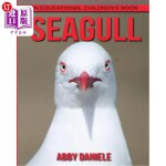 【中商海外直订】Seagull! An Educational Children's Book about Seagu
