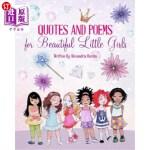 【中商海外直订】Quotes and Poems for Beautiful Little Girls