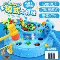 老鼠儿童打地鼠玩具女宝一两岁半男孩幼儿1-2-3岁女孩大