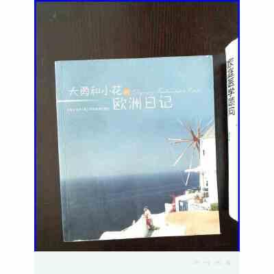 [二手书旧书9成新s]大勇和小花的欧洲日记 /林若岚;薛勇 湖南教育出版社