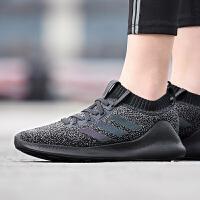 adidas阿迪达斯女鞋跑步鞋PUREBOUNCE+休闲运动鞋BB6989