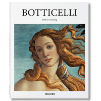 【中商原版】波提切利 英文原版 Botticelli 艺术绘画