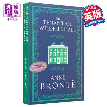 【中商原版】安妮·勃朗特:荒野庄园的房客 英文原版 Alma Classics: The Tenant of Wildfell Hall 欧洲经典文学 中学生课外阅读