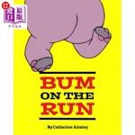 【中商海外直订】Bum on the Run