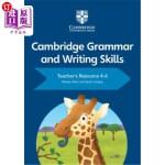 【中商海外直订】Cambridge Grammar and Writing Skills Teacher's Reso