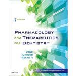 【预订】Pharmacology and Therapeutics for Dentistry 97803233930