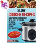 【中商海外直订】Slow Cooker: Slow cooker Cookbook with 100+ Delicio