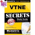 【中商海外直订】VTNE Secrets: VTNE Test Review for the Veterinary T
