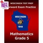 【中商海外直订】WISCONSIN TEST PREP Forward Exam Practice Mathemati