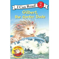 Gilbert, the Surfer Dude 吉尔伯特,冲浪高手(I Can Read,Level 2)ISBN9