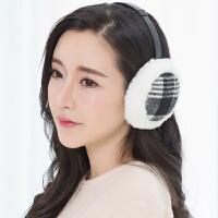 冬季耳罩女士韩版秋冬天保暖耳暖耳捂耳包护耳套毛绒兔毛