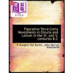 【中商海外直订】Figurative Terra-Cotta Revetments in Etruria and La