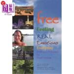 【中商海外直订】Free - Feeling Real Emotions Everyday (Without Pict