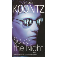 SEIZE THE NIGHT(ISBN=9780553580198) 英文原版