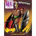 【中商海外直订】Wimp to Warrior: The Story of a Little Spartan